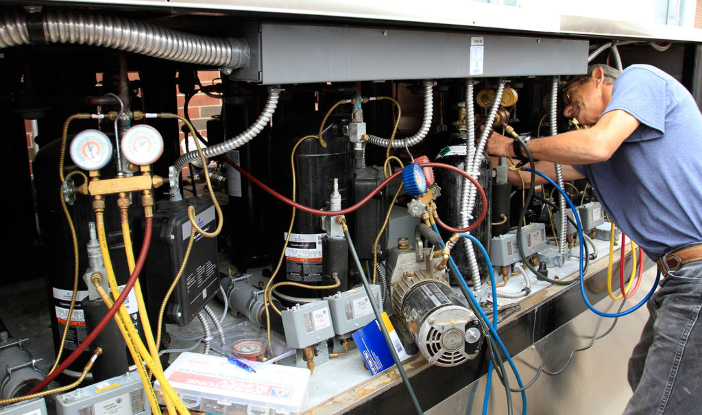 Refrigeration Service Rsi Refrigerated Specialists Inc