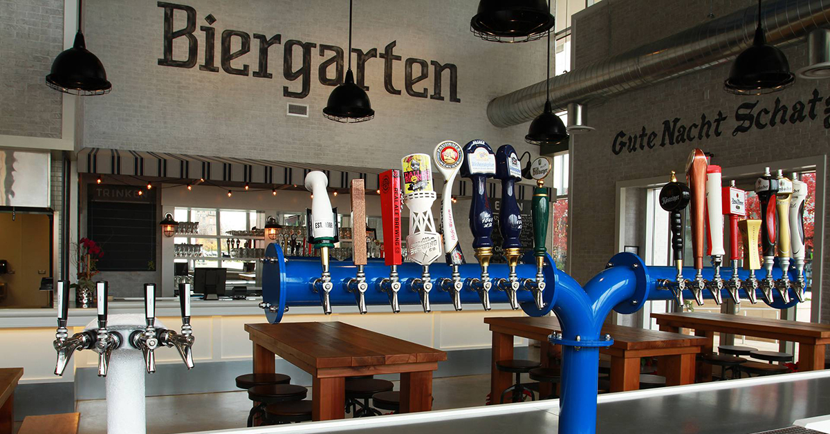 Unique Micro-Matic Long Draw Beer System Install in Dallas
